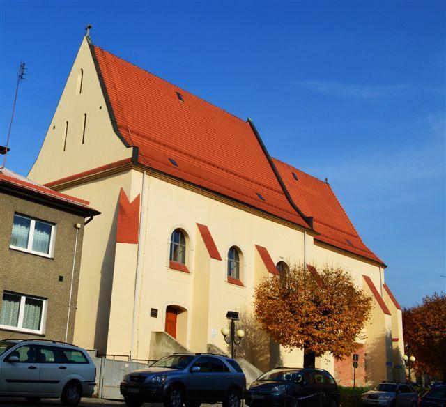 Kościół w Wodzisławiu Śląskim