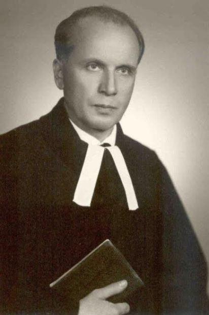Ksiądz Proboszcz Jan Bolesław Fussek (1913-1974)