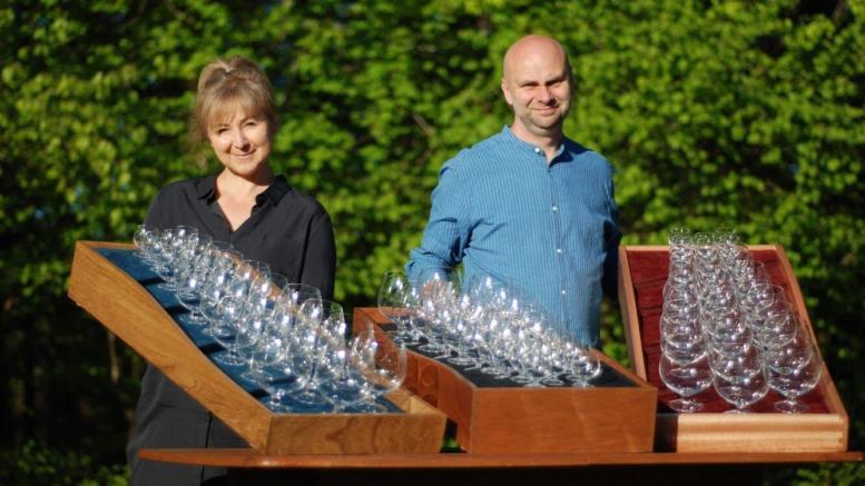 Glass Duo Anna i Arkadiusz Szafrańcowie