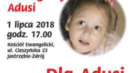 Koncert Charytatywny dla Adusi Jastrzębie Zdrój